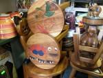 Dřevěné stoličky - výprodej