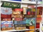 Dřevěné krabičky - decoupage